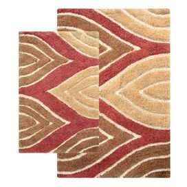 2-Piece Davenport Bath Mat Set
