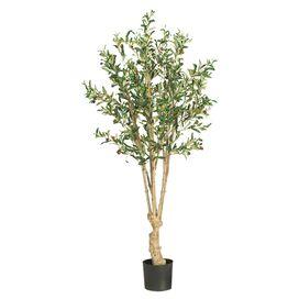 "Faux 60"" Olive Tree"