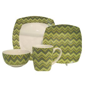 16-Piece Pasadena Dinnerware Set