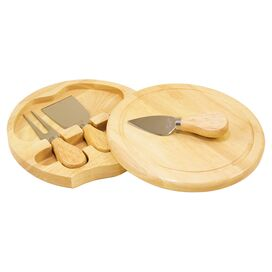4 Piece Brie Cheese Board Set