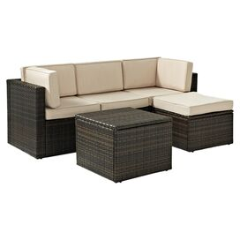 5-Piece Avery Patio Seating Group Set