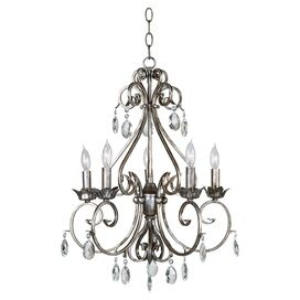 Larene 5-Light Crystal Chandelier