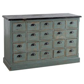 Vernon Chest in Blue