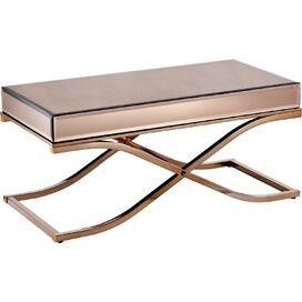 Caraman Mirrored Coffee Table