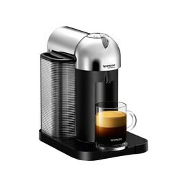 Nespresso Espresso Maker in Chrome