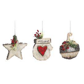 3-Piece Leeland Ornament Set (Set of 3)
