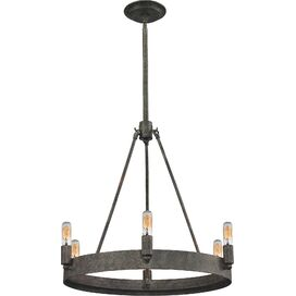 Lewisburg 6 Light Mini Chandelier