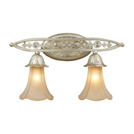 Atkins Crystal Vanity Light