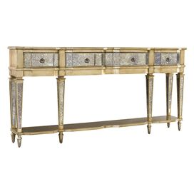 Ada Mirrored Console Table