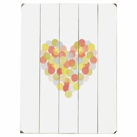 Spotted Love Wall Decor