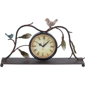 Gretchen Table Clock