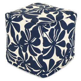 April Indoor/Outdoor Pouf