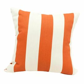 Brielle Indoor/Outdoor Pillow in Burnt Orange