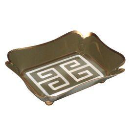 Greek Key Trinket Tray