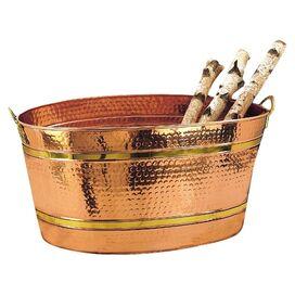 Old Dutch Copper Party Tub