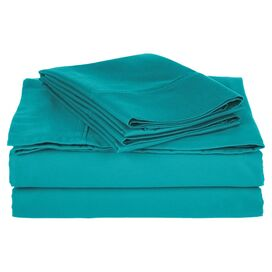 Laurie Sheet Set in Teal