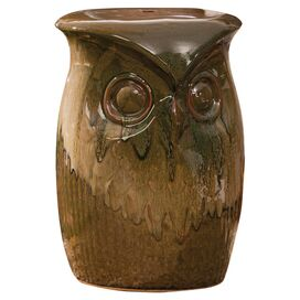 Wise Owl Garden Stool