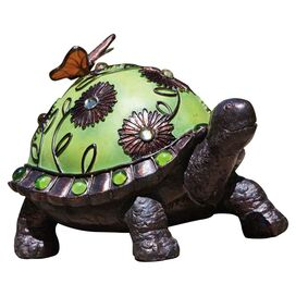 Walking Turtle Garden Statuette