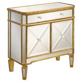 Flora Mirrored Cabinet