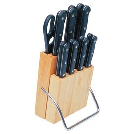 15-Piece Lagos Knife Block Set