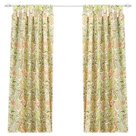 Fallon Curtain Panel