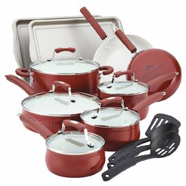 17-Piece Cookware & Bakeware Set