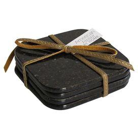 Emile Coaster in Black (Set of 4)