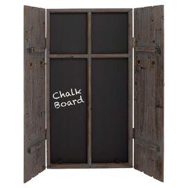 Caeden Chalkboard Cabinet