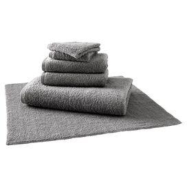Bath Linen Set in Gray