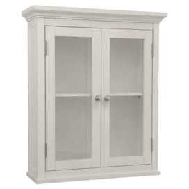 Madison Wall Cabinet in White