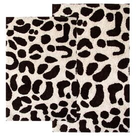 2-Piece Serengeti Bath Mat Set