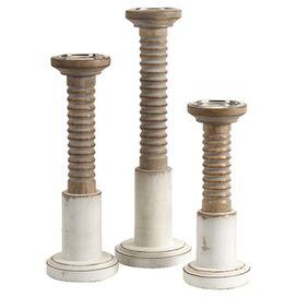3-Piece Jonas Candleholder Set