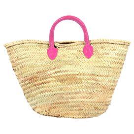 Maui Shopping Basket in Pink