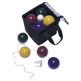 11-Piece Pro Tournament Bocce Ball Set
