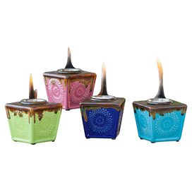 Gabi Firepot (Set of 4)