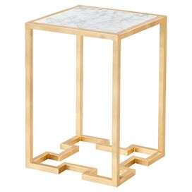 Sofia Mirrored Side Table