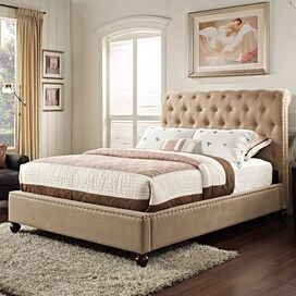 Stanton Tufted Bed