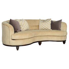 """Leah 101"""" Tufted Sofa"""
