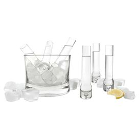 7-Piece Rockwell Vodka Set