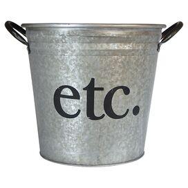 Etcetera Bucket
