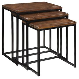 3-Piece Cutler Nesting Table Set