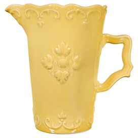 Russo 1.75-Quart Pitcher in Yellow