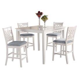 5-Piece Allison Pub Table Set