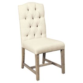 Zadie Tufted Side Chair