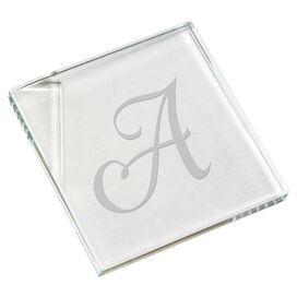 Personalized Agatha Coaster (Set of 4)