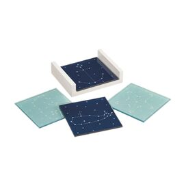5-Piece Cora Coaster Set