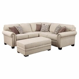 "Lacie 90"" Sectional Sofa"
