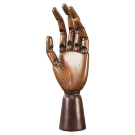 Poseable Hand Statuette