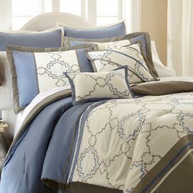 8-Piece Candice Comforter Set