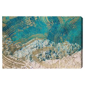Salt Water Canvas Print, Oliver Gal